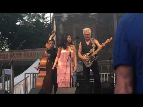 Dale Watson & Celine Lee at Highly Strictly Bluegrass 2018