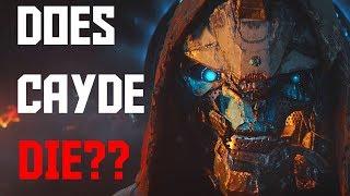 Destiny 2 Forsaken | Cayde Dies?