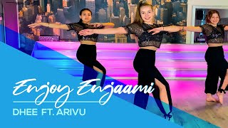 Dhee ft. Arivu - Enjoy Enjaami - Dance Video Cover by BaileBae - Choreography - Baile - Enjami Thumb