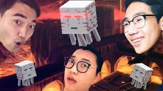 """ЦАСАН БӨМБӨЛӨГИЙН ЭРЛЭГ⚔"" (Minecraft Episode 12 ft Mongolian Gamer Tushig, Zaakaa)"