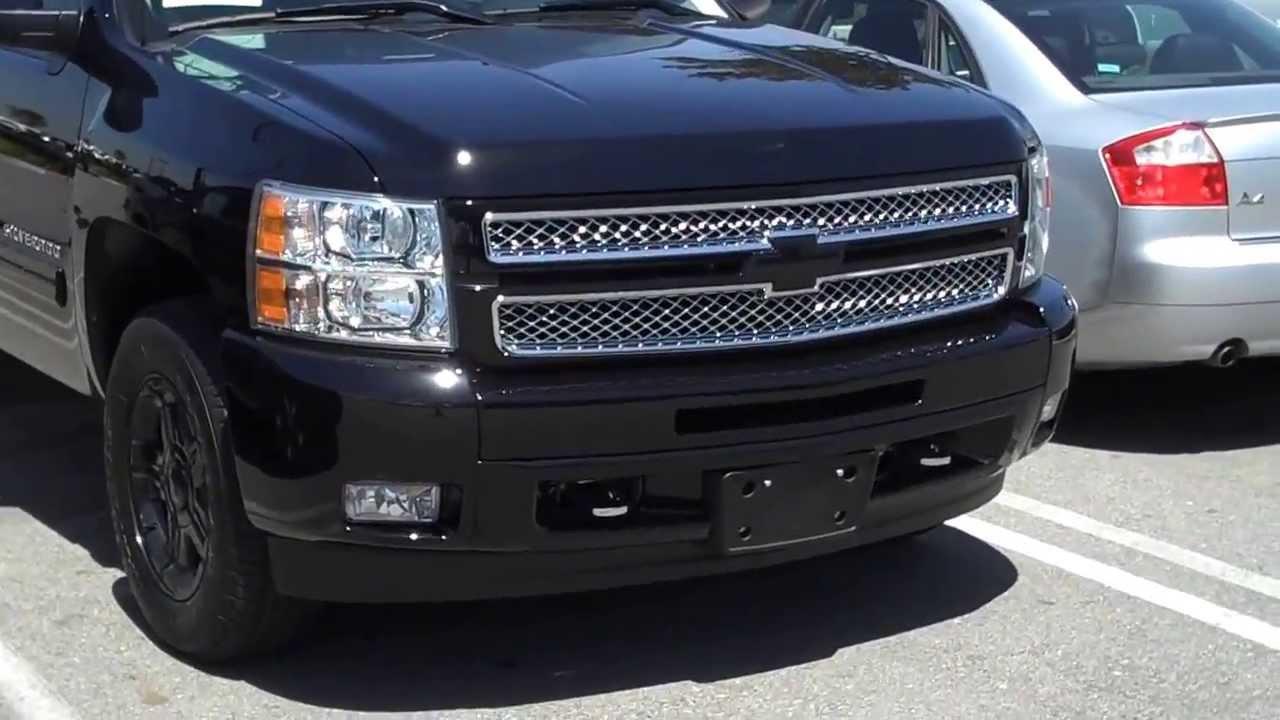 Chevy Silverado Out Z71 Blacked