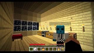 """Minecraft (фильм) """"Проклятый  дом"""" (часть №1)"""