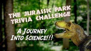 The Jurassic Park Trivia Challenge
