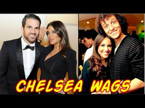 Chelsea Football Players Hottest Wags ( Wife ) & Girlfriend   2017.