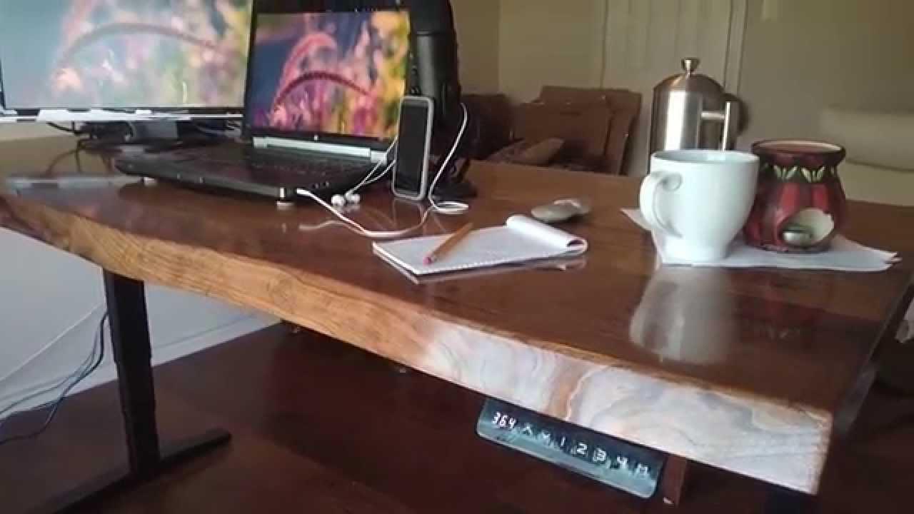 My New Desk Uplift 900 Youtube