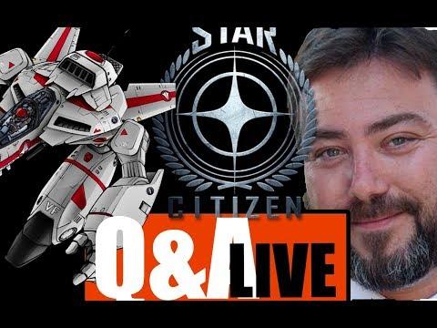 Live Q&A: Akilah v Sargon, Crytek v CIG, Robotech v Battletech; Everyone v Mark Zuckerberg