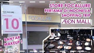 Official Store Focallure Pertama di Indonesia | Shopping Trip AEON Mall BSD