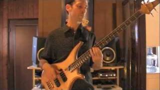 Here's a new solo bass piece I came up with. For more videos, music...