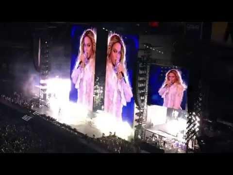 Beyonce Live Brooklyn NY 6/7/19 - BABY BOY MEDLEY