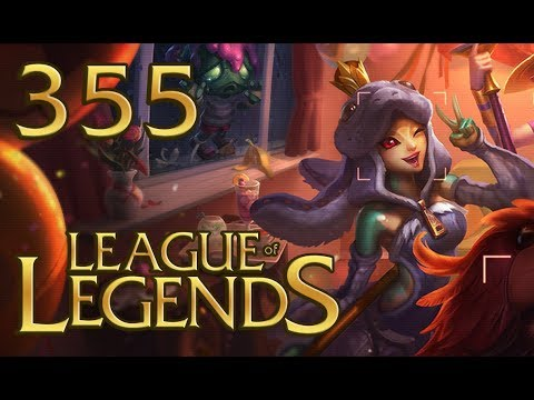 League of Legends #355: Nami Support (CZ/Full HD/60FPS)