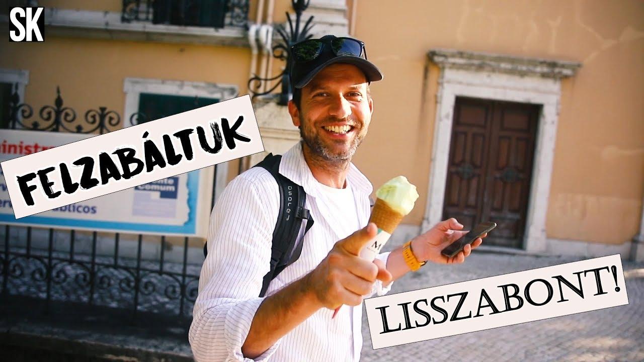 Felzabáltuk Lisszabont!