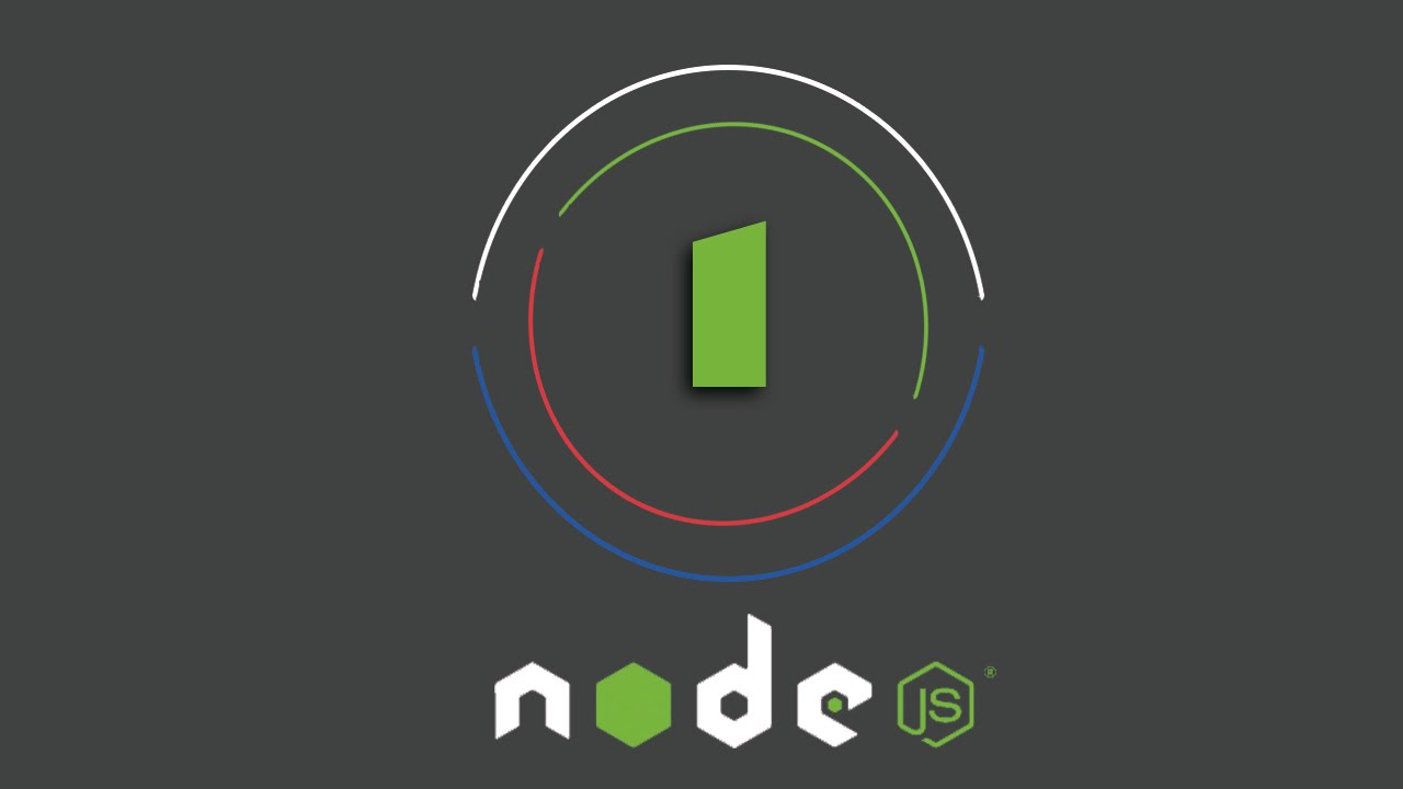 1.- Curso NodeJS - Introducción