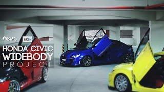 Honda Civic Widebody Project   RPM   Autograph   360Motoring