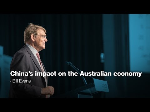 How China impacts the Australian economy - Bill Evans