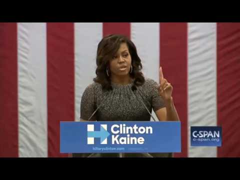 Michelle Obama's Amazing Speech On Hope