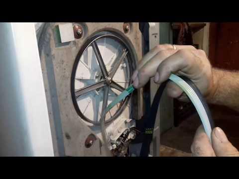 Как выбрать ремень для стиральной машины (маркировка и длина)