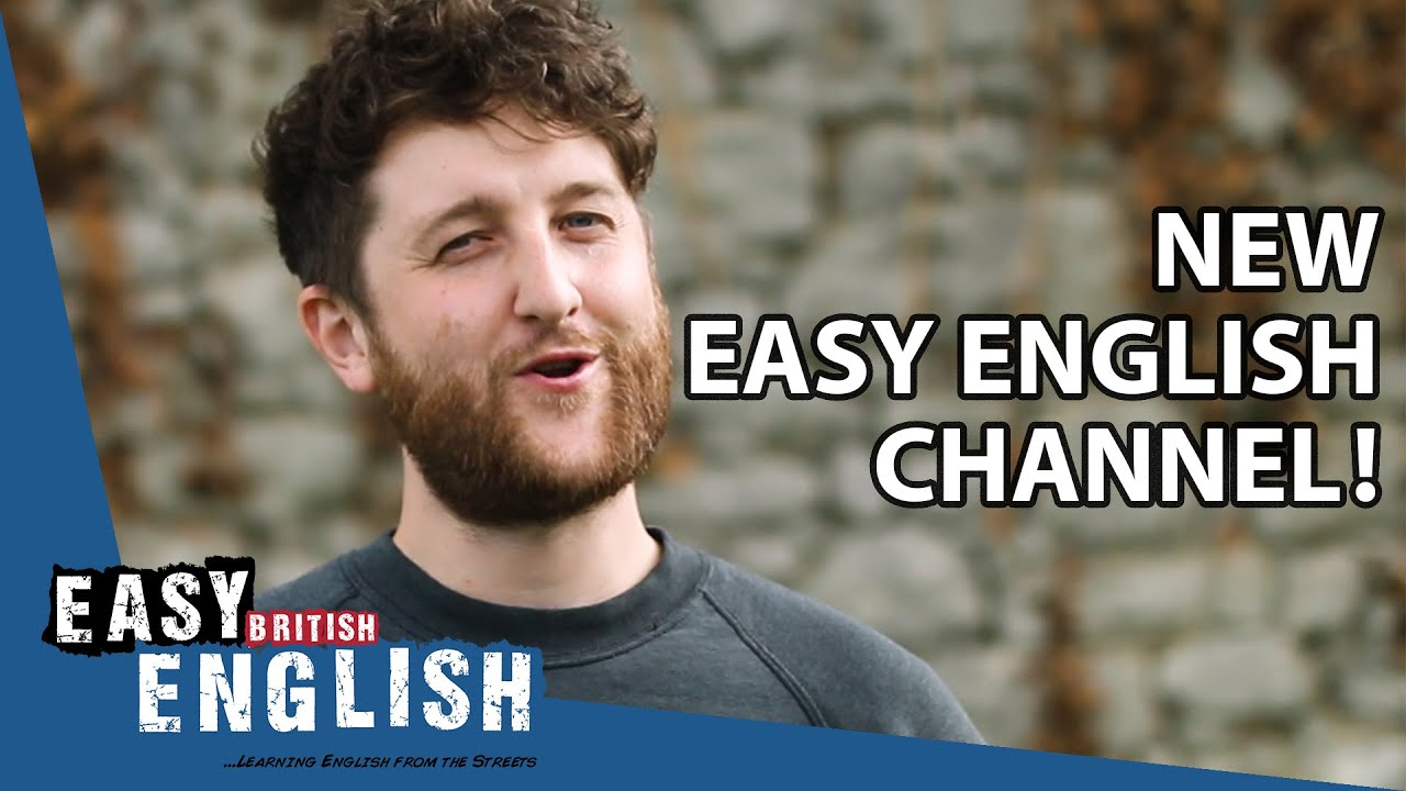 Learn English with Easy English: new channel and membership opportunities!