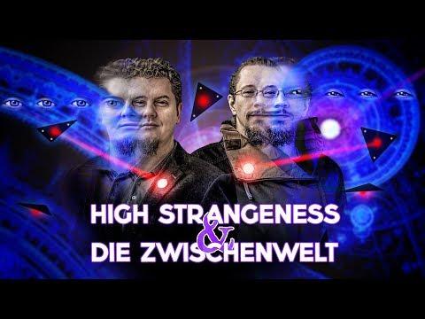 015 - High Strangeness & die Zwischenwelt. Hoia-Baciu-Wald, Skinwalker, Knittelfeld, UFOs, Trickster