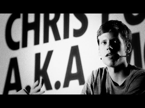 Christopher Poole AKA moot interview @ Republika Festival
