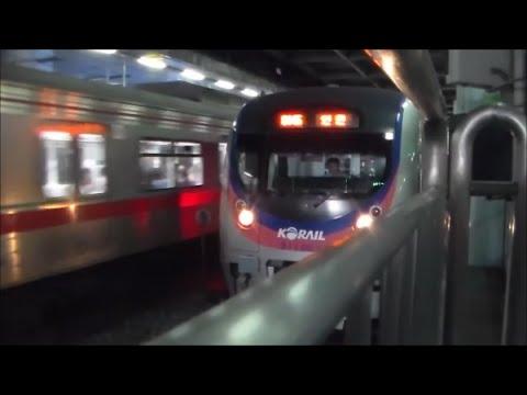 Seoul Metropolitan Line 1, Korail Class 311000 From Seoul to Yongsan