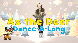 Download As the Deer Remix | Dance-along with Lyrics | CJ and Friends ft. 2TheHuman