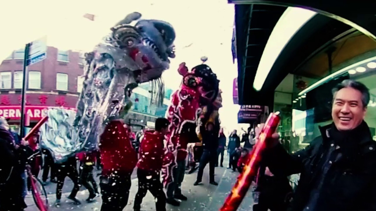 Lion Dance Group 3
