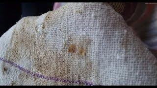 видео Как отстирать кухонные полотенца в домашних условиях?