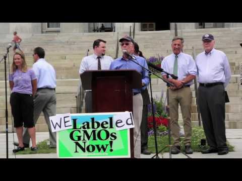 Vermont's GMO labelling law comes into effect - Rep. Peter Welch
