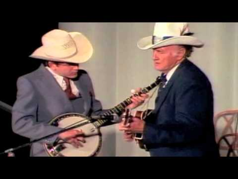 """Cripple Creek"" - Butch Robins/ Bill Monroe & The Blue Grass Boys"