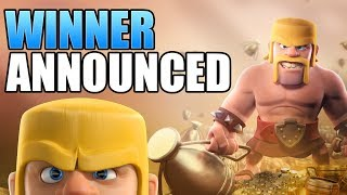 GIVEAWAY WINNER ANNOUNCED!! | World of Clash Q&A + New 200$ Giveaway - Face Reveal? | Clash of Clans