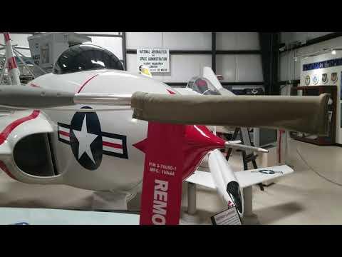 Edwards AFB California Test Flight Museum 2 of 3 (inside)