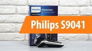 Распаковка Philips S9041 / Unb…