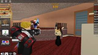 Roblox murder mystery: MILK AND COOKIES PARTY!!!!!!