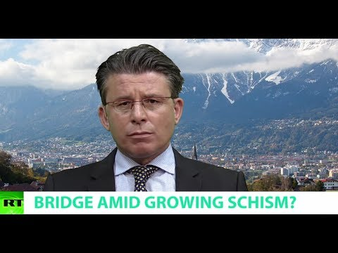 BRIDGE AMID GROWING SCHISM? Ft. Gerhard Mangott, Professor at Innsbruck University