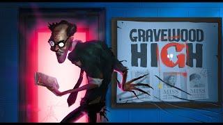 Igual Hello Neighbor | Gravewood High (Gameplay em Português PT-BR)