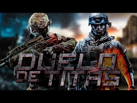 Call of Duty VS. Battlefield | Duelo de Titãs