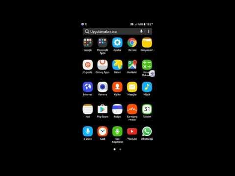 Android Cihazda İNDİRME YAPMAYI Engelleme