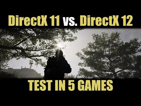 DirectX 11 Vs. DirectX 12. Which To Choose?   Какой DirectX выбрать?