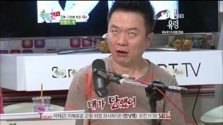 [SBS E!] 컬투쇼 사연에 미친 데이 - 천둥의 개