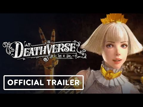 Deathverse: Let It Die - Official Gameplay Reveal Trailer | State of Play