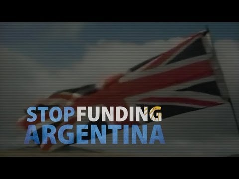 Stop Britain Funding Argentina - The TaxPayers' Alliance