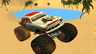 Off road Monster Truck Derby 2 4x4 Android GamePlay 2017  Android games