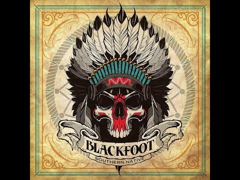Blackfoot - Train Train (The 2016 Rickey Medlocke interview)
