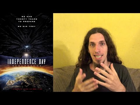 Independence Day Resurgence Reaction/Review
