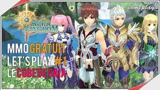 Aura Kingdom | #1 Découverte MMORPG GRATUIT Manga / Anime