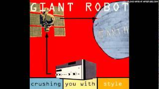 Giant Robot - S, M, L, XL