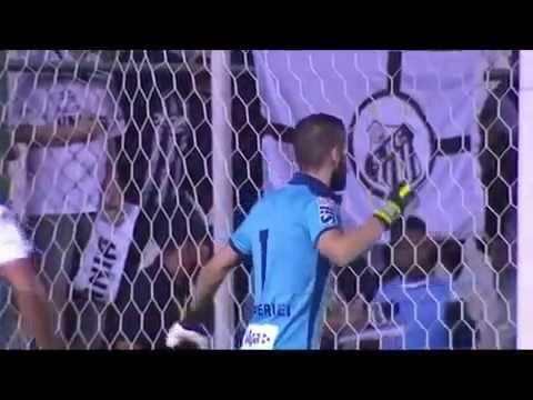 Gama 0 x 0 Santos      copa do brasil 2016