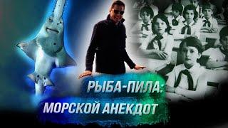 Рыба-пила: морской анекдот от Понасенкова!
