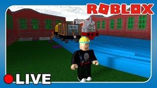 ROBLOX Stream avec DieselD199: Welcome Stanley Edition