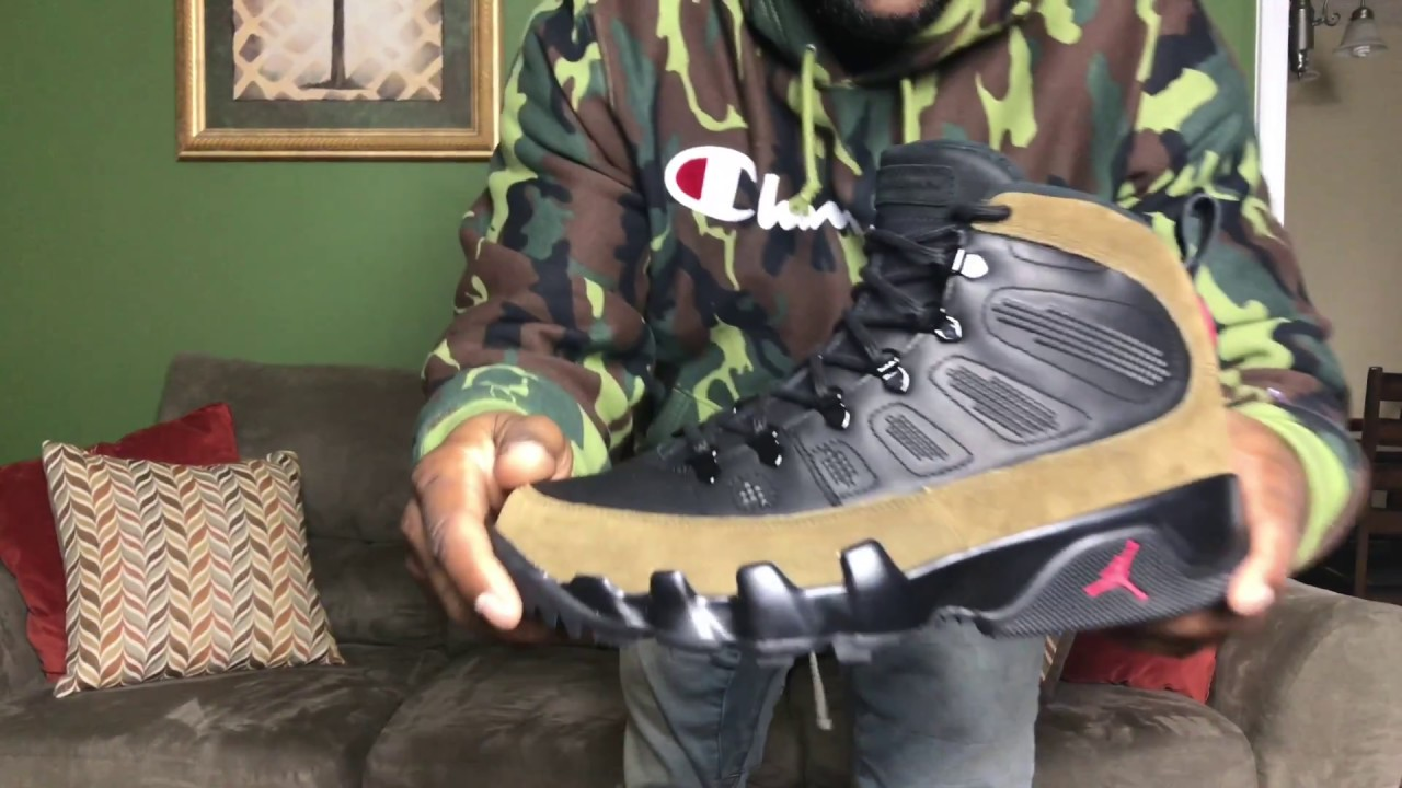 70a0f708a6b155 DETAILED OVERVIEW OF THE JORDAN 9 NRG BOOT + ON FEET + FIT STYLED BY ...